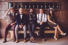 Rend Collective Experiment // Probably my favorite band as of late. (Didn't even have to change the description <3)