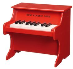 Piano rood / rouge