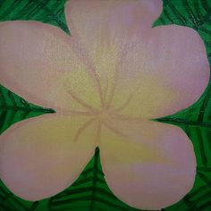 Art Gallery #floralart #plumeria #hawaiian Email aliigearsales@gmail.com