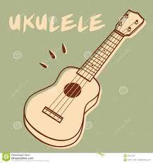 Image result for ukulele drawing 3d