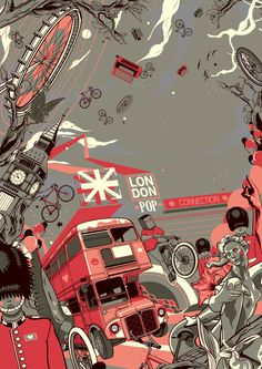 London Pop Connection by Vincent Rhafael Aseo