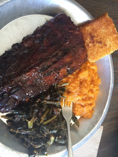 12 Bones Smokehouse in Asheville, NC. LUNCH ONLY!!!