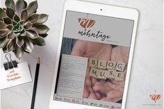 So erstellst du ein Mediakit für deinen Blog, inkl. Template