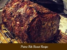 Perfect Prime Rib Roast - How to Cook the Best Prime Rib Roast - Coupon Connections