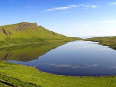 Loch Mor near Neist Point, Isle of Skye by Seòras, via Flickr
