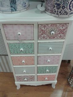 Mueble patchwork