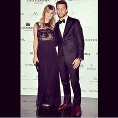 #ClaudioMarchisio Claudio Marchisio: Io e la mia principessa#la più bella❤️ #festa super# @alessandromartorana #amico mio!