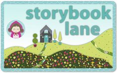 Storybook Lane - new from Andover Fabrics