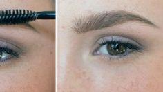 Návod: Ako upraviť obočie pre prirodzený vzhľad Beauty Tips, Beauty Hacks, Makeup, Make Up, Beauty Tricks, Beauty Makeup, Beauty Secrets, Bronzer Makeup