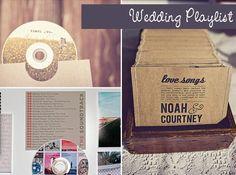 Music Wedding Favors