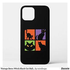 Vintage Shops, Retro Vintage, Art Case, Plastic Case, Apple Iphone, Pop Art, Witch, Iphone Cases, Halloween