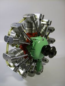 43 Best Radio controlled radial engines images in 2018 | Engineering