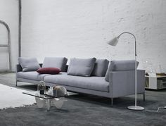 Eilersen - 220 Elm, #310.   Plano sofa