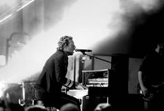Love Chris Martin from Coldplay--his voice/keyboards are modern and get into your soul...