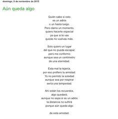 Aún queda algo por Diana García Botero