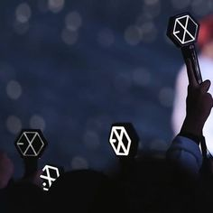 Shared by MAYA. Find images and videos about kpop, art and exo on We Heart It - the app to get lost in what you love. Lightstick Exo, Exo Kai, Baekhyun, Exo Wallpaper Hd, Laptop Wallpaper, Desktop Wallpapers, Renovation Design, Exo Concert, Exo Lockscreen