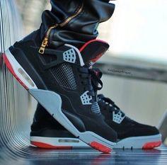 Jordan 4 Classic Bred