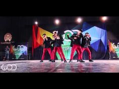 Poreotics     FRONTROW   World of Dance #WODLA '14 - YouTube