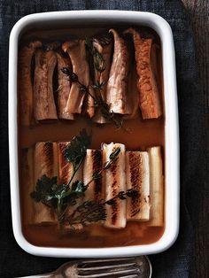 【ELLE a table】長ねぎとエリンギのマリネレシピ|エル・オンライン