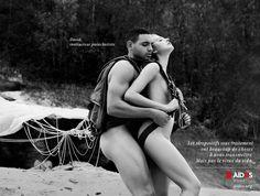 #Aides : une nouvelle campagne de lutte contre le Sida - aufeminin.com: aufeminin.com Aides : une nouvelle campagne de lutte contre le Sida…