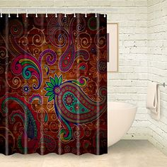 Foog Feather Shower Curtains Red Cartoon Floral on Wood V... https://www.amazon.com/dp/B01N1RTEHJ/ref=cm_sw_r_pi_dp_x_IuswybDAKERDH