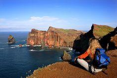 Ponta de São Lourenço by Madeira Islands Tourism, via Flickr, Madeira, Portugal