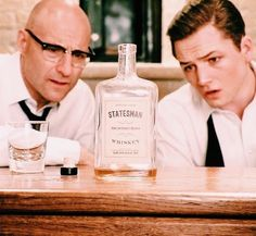 Kingsman The Golden Circle This movie is hilarious! You have to see it if you loved the first one already! Eggsy Kingsman, Taron Egerton Kingsman, The Kingsmen Movie, Movies Showing, Movies And Tv Shows, Kingsman The Golden Circle, Secret Organizations, Mark Strong, Spirit