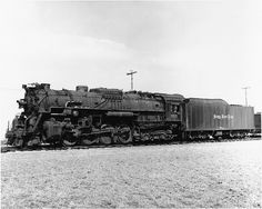 In 1966, Norfolk & Western Railway donated to the Railroad Museum of Pennsylvania the 220-ton former Nickel Plate Road 2-8-4 Berkshire-type fast-freight engine No. 757.  The steam locomotive, the first of its kind donated to the museum, had been used between Chicago, Cleveland, Erie and Buffalo.   Source:  Pennsylvania Trails of History  Guide