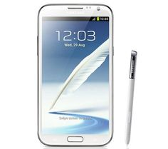 Samsung Galaxy Note Ii Blanc