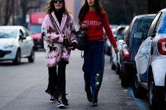 Aurora Sansone + Chiara Totire   Milan