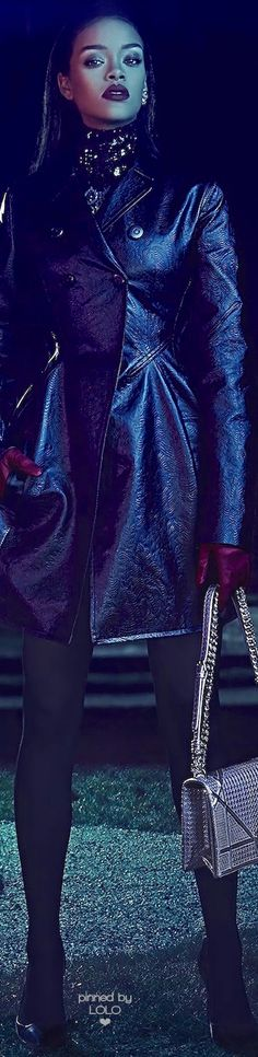 Rihanna for Dior | LOLO❤︎