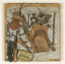 Daniel Spoerri - Le tiroir de ma Grand-Mère. A voir au Musée en Herbe !