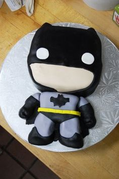 Yes. I would seriously love to have a Batman cake for my birthday. :)