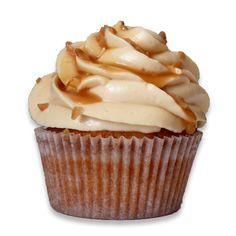 Cupcake caramel beurre salé by Sugar Mama