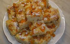 Meruňkový koláč Thing 1, Apple Pie, French Toast, Breakfast, Food, Morning Coffee, Essen, Meals, Yemek