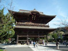 鎌倉 建長寺 三門