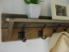 Hat And Coat Rack Wall Mount - Foter