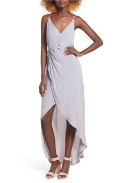 Main Image - ASTR the Label Penelope Maxi Dress