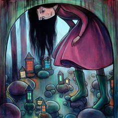 Kelly Vivanco - Art - Mudlark