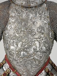 Portions of a Ceremonial Armor