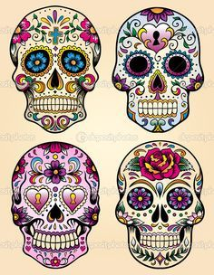 calavera mexicana - Google Search