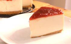Tarta de queso sin horno Fresco, Sweet Tooth, Tostadas, Desserts, Recipes, Food Ideas, Mantle, Chocolate Chips, Cheesecake