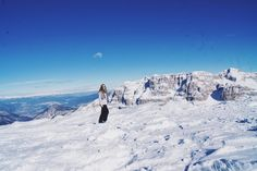 7 Reasons why you should go skiing in ITALY Ski Italy, Italy Winter, Italy Italy, Go Skiing, Ski Holidays, Lakes, Madonna, Mount Everest, Mountains