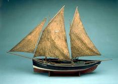 "SY 486 ""Muirneag"" - Scottish Zulu - Britains last sailing herring drifter"