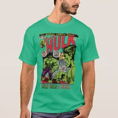 The Incredible Hulk Comic #156 T-Shirt - click/tap to personalize and buy