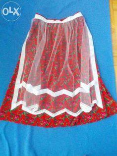 Spódnica ,folk -krakowski strój Stanisław Górny - image 3
