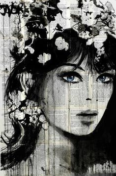 "Saatchi Art Artist Loui Jover; Drawing, ""if so"" #art"