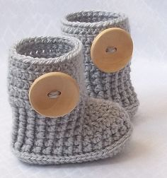 crochet booties  http://www.etsy.com/listing/73182623/crochet-baby-booties-boots-for-0-to-3?ref=sr_gallery_1_search_query=baby+girl_noautofacet=1_page=17_search_type=handmade_facet=handmade%2Fchildren%2Fbaby