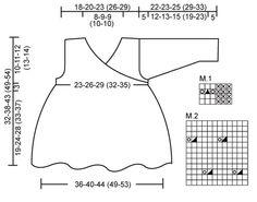 DROPS Kjole, kyse, sokker og and i Safran. ~ DROPS Design