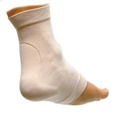 Achilles Heel Protection Sleeve Large/X-Large by Foot Care. $18.85. Ideal for relief from pump bumps (Haglund deformity) or sore fatigued or injured Achilles tendon. Large/X-Large 1/Pk. Designed for slim profile in footwear. Soft comfortable gel pad protects the posterior of the heel from friction while gently compressing and reducing pressure. Large/X-Large  1/Pk * Ideal for relief from pump bumps (Haglund deformity) or sore  fatigued or injured Achilles tend...